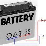 エコカー専用バッテリーについて。
